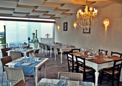 Hotel Resort Scilla Maris Charming Suites Restaurant
